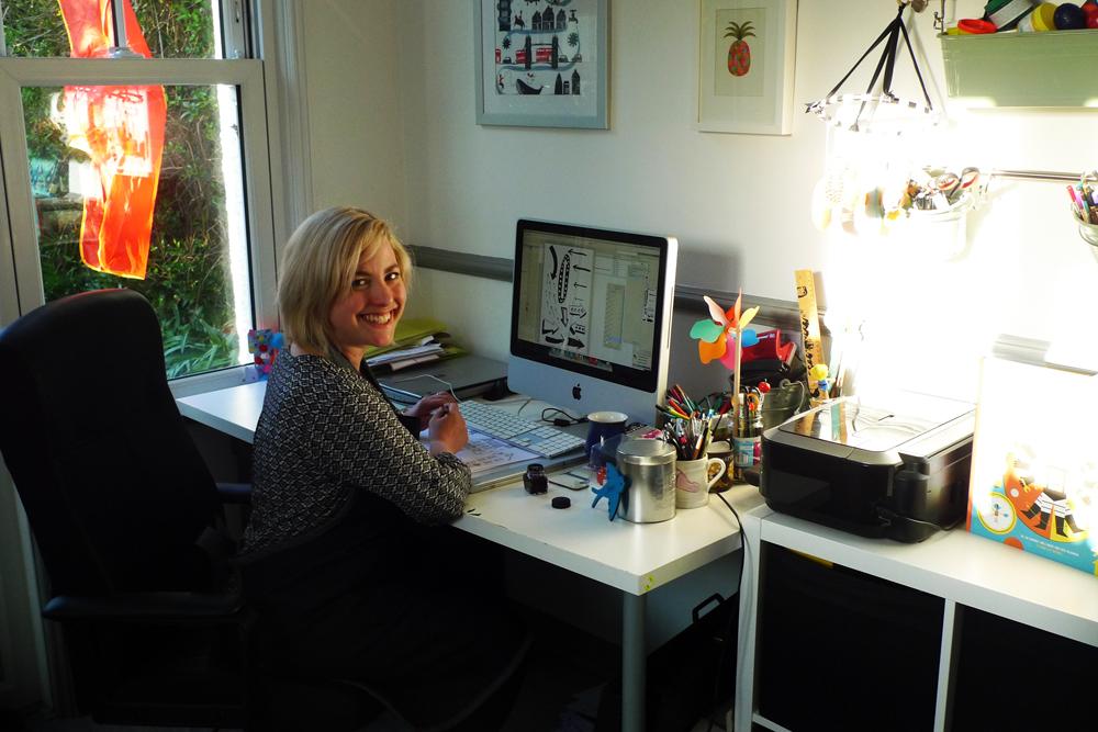 In the Studio: Josie Jo 4