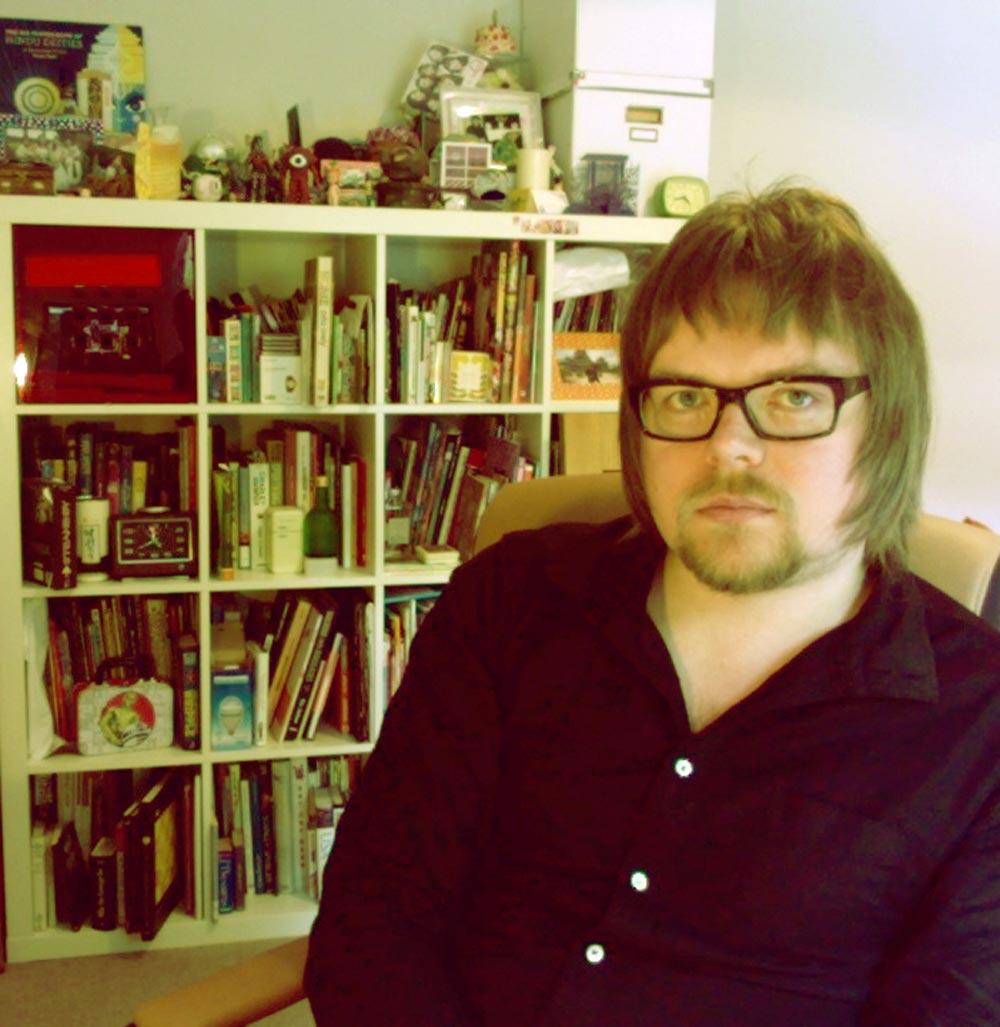 In the Studio: James Gilleard 8